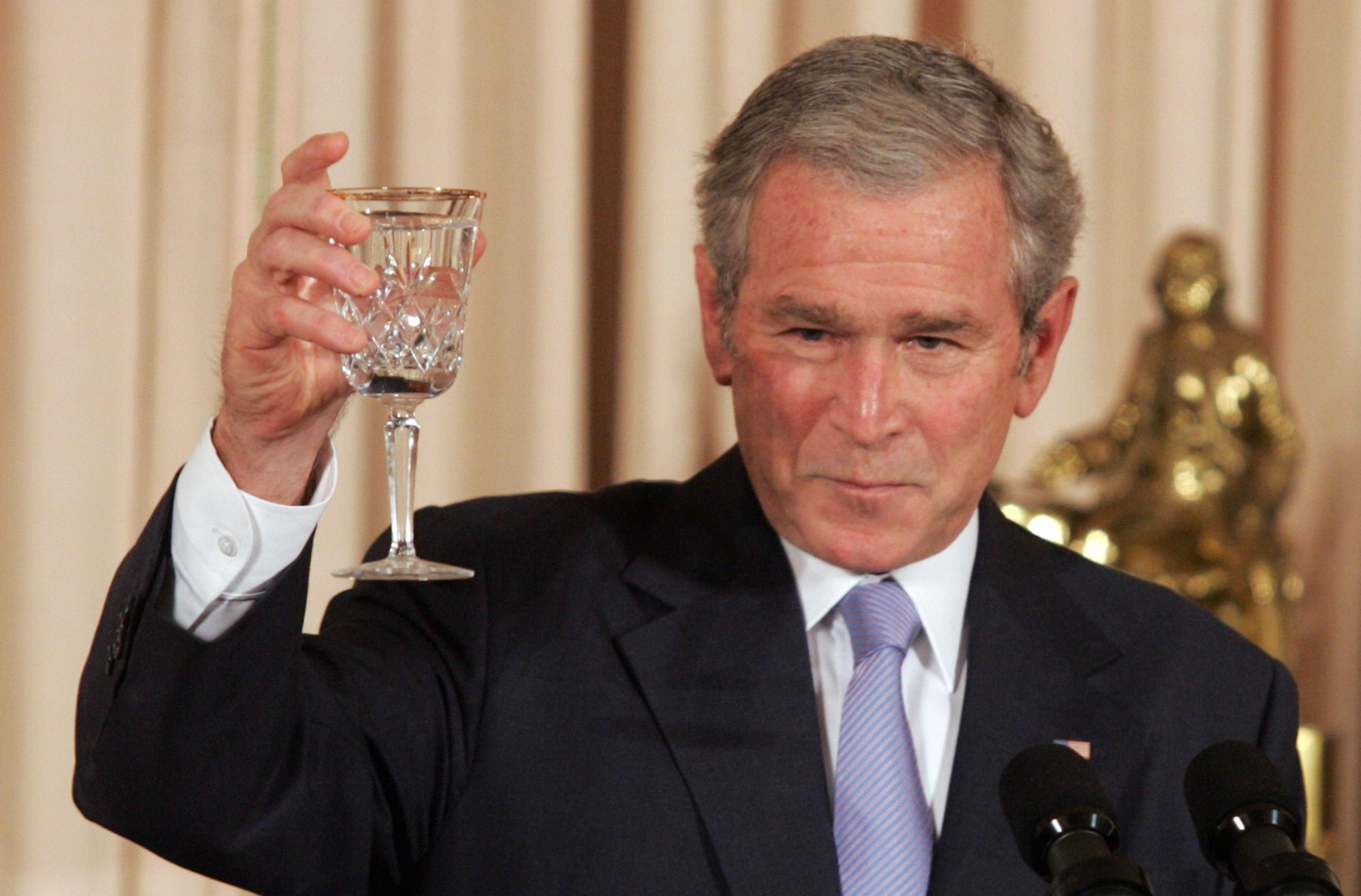 The Most Expensive TV Adverts ever featuring George W Bush