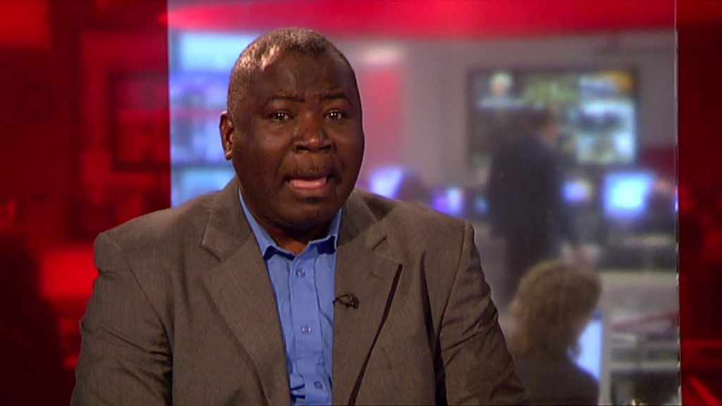 TV Gaffes Guy Goma